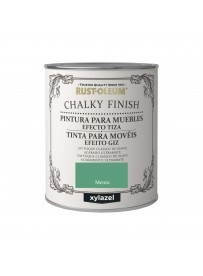 RUSTOLEUM CHALKY FINISH PINT MUEBLES  MARRON YUTE 750ML