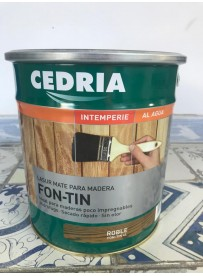 4L CEDRIA FON-TIN ROBLE