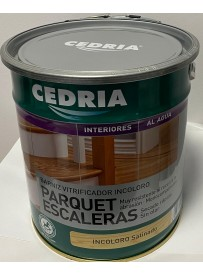 4L CEDRIA BARNIZ PARQUET-ESCAL. SATIN