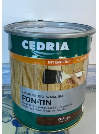 4L CEDRIA FON-TIN COFFEE