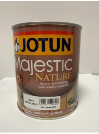 MAJESTIC NATURE MUEBLES MATE  0,75L