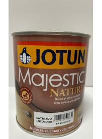 MAJESTIC NATURE MUEBLES SATINADO 0,75L