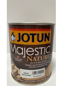 MAJESTIC NATURE PARQUET MATE 0,75L