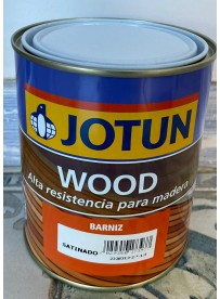 WOOD BARNIZ SATINADO 0,75L