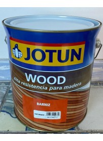 WOOD BARNIZ SATINADO 4L