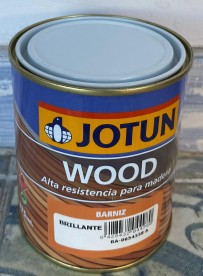 WOOD BARNIZ BRILLANTE   0,375L