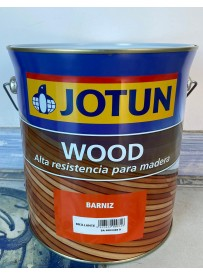 WOOD BARNIZ BRILLANTE 4L