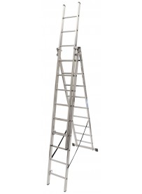 Escalera triple con base - Transformable 015