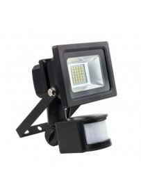 Proyector LED SMD 30W con sensor