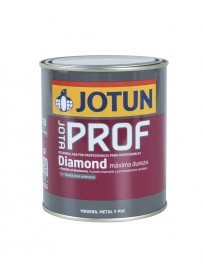 JOTAPROF DIAMOND SATINADO NEGRO 0,75L